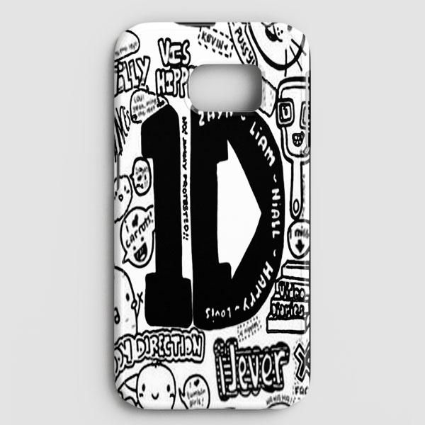 One Direction And 5Sos Collage Samsung Galaxy Note 8 Case