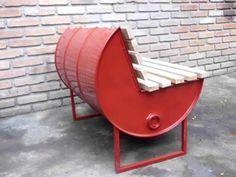 reciclar tambores de 200 litros - Buscar con Google