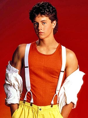 Kirk Cameron - Oh Holy Smokes... one of the biggest crushes of my childhood LOL