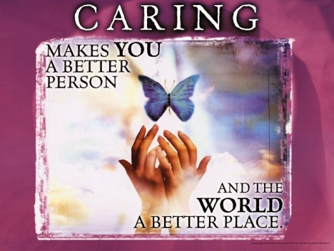 CARING FOR OTHERS Quotes Like Success