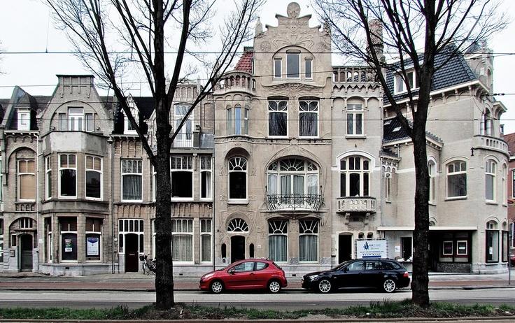 Haagse huizen l Den Haag l The Hague l Dutch l The Netherlands
