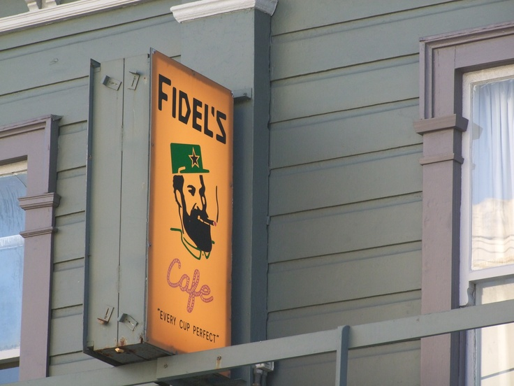 Fidel's, Cuba Street, Wellington, New Zealand - Had breakfast here with the BF the minute I landed!