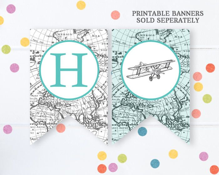 The  Best Pennant Banner Template Ideas On   Free