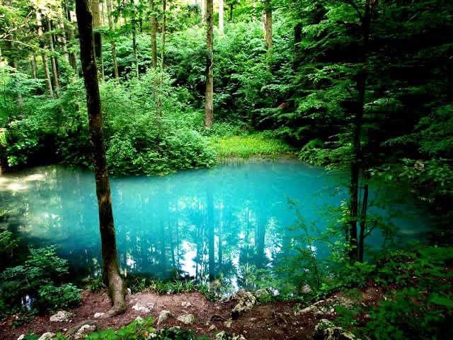 Bei's Eye Lake