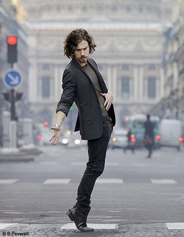 Julien Doré : toutou pour la musique !