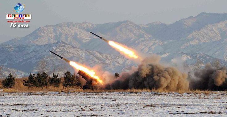 China é contra testes nucleares da Coreia do Norte