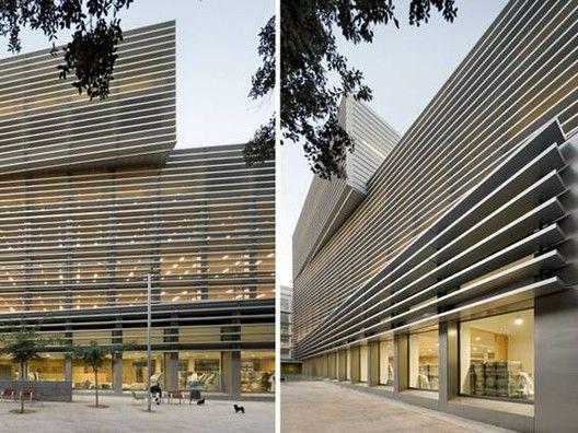 Inauguran Edificio de Oficinas de la Seguridad Social Drassanes en Barcelona,© Pedro Pegenaute