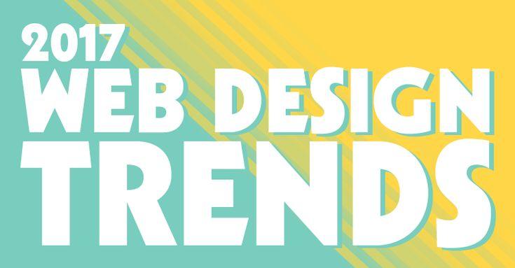 Web Design E User Experience: 10 Trend Del 2017 | Webtre