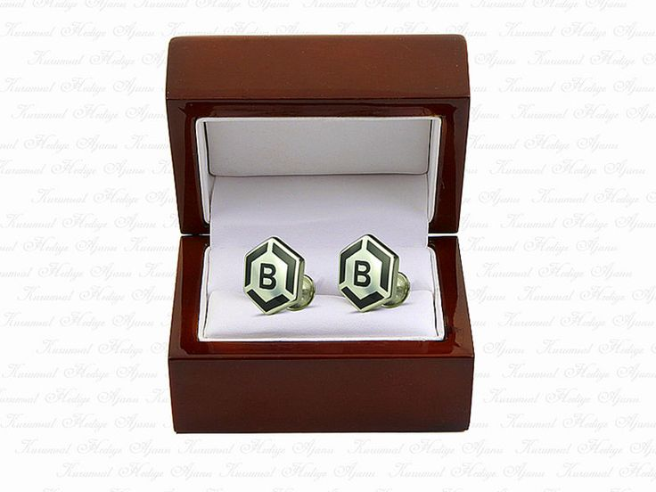 Bayegan logolu gümüş kol düğmesi,özel tasarım kol düğmeleri, özel tasarım kol düğmesi, kurumsal kol düğmeleri logolu kol düğmeleri, 925 ayar gümüş kurumsal kol düğmeleri