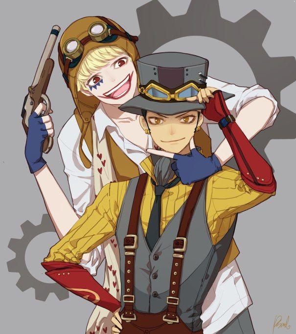 One Piece, Corazon, Law