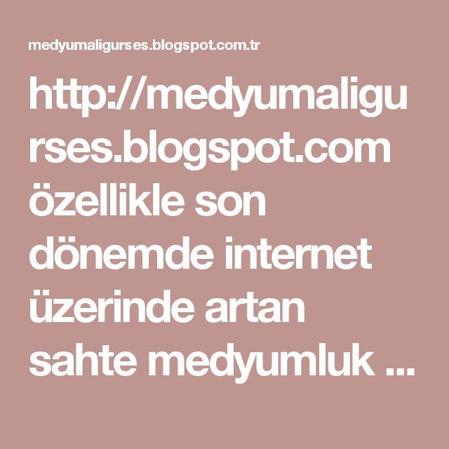 http://medyumaligurses.blogspot.com özellikle son dönemde internet üzerinde artan sahte medyumluk ve dolandırıcılık olaylarına karşın yaklaşık 7 senedir büyük bir özveri ve titizlikle yürüttüğü çalışmalarıyla 7'den 70'e herkesin güvenini ve saygısını kazanan medyum ali gürses basında da birçok şekilde yer aldı. #medyum #ali #gürses #hoca