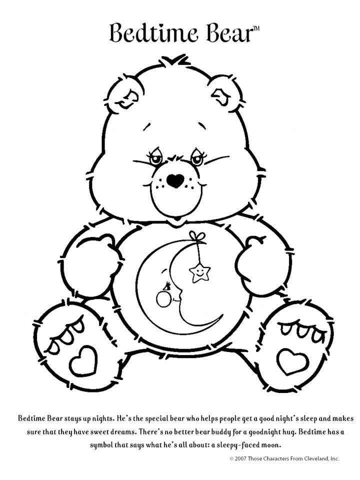 1855 best Coloring Book images on Pinterest   Care bears, Coloring ...