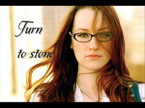 "This song is my absolute favorite. Gorgeous. Wedding song. yes. haha    Ingrid Michaelson ""Turn to Stone"" (LYRICS)"