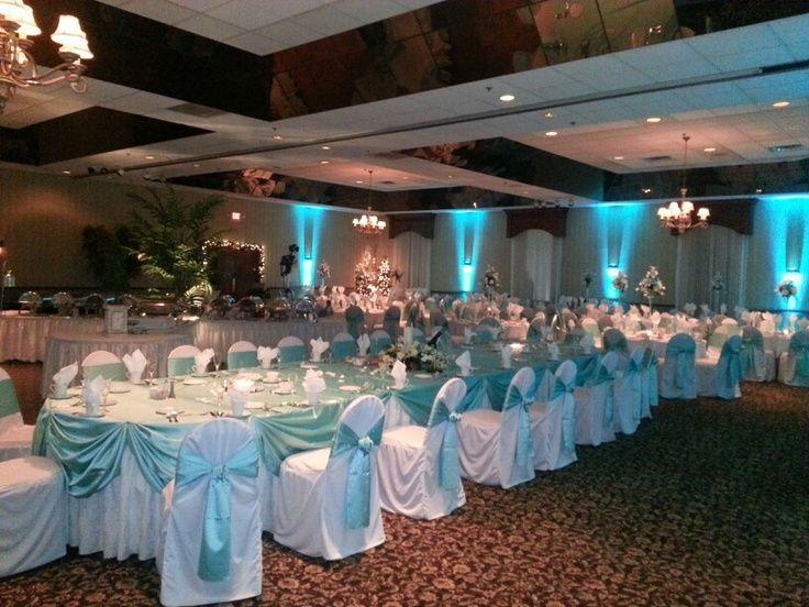 Pool Wedding Decoration Ideas: Best 25+ Pool Blue Weddings Ideas On Pinterest