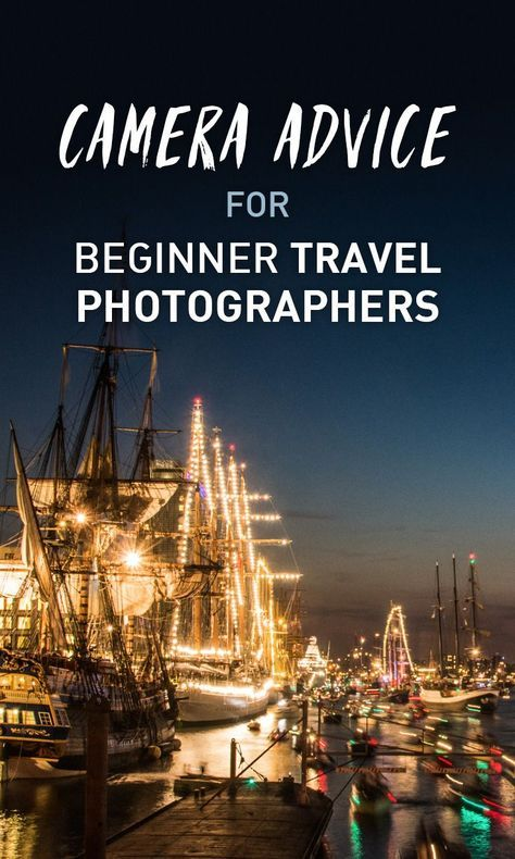 Choosing a camera and lens for your upcoming travels can be daunting and confusing... but it doesn't have to be! Here's 2 pieces of essential camera advice for beginner travelers, to help you take the first steps into high-quality travel photography.