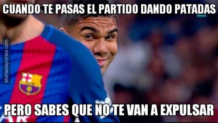 Los memes del Real Madrid- FC Barcelona