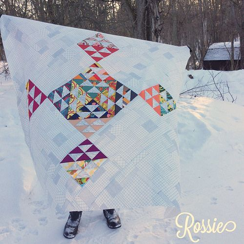 Homestead Quilt top