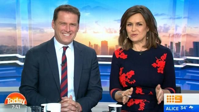 Karl Stefanovic's wife Cassandra Thorburn is a lesson to us all