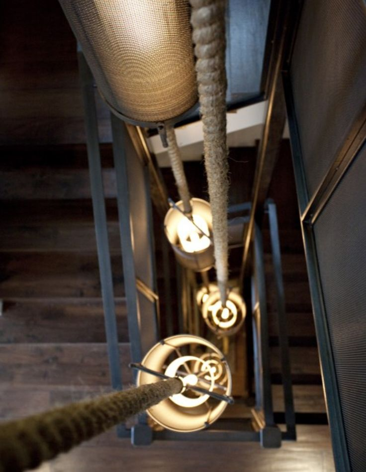 lighting at Stair #1