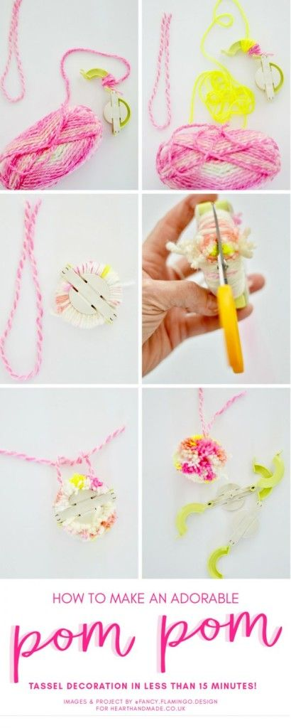 The Best Yarn Crafts Ever Absolutely Crafts For Me Pinterest