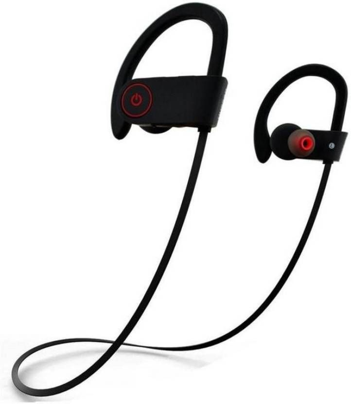 Soundbuddy Smartphones Compatible Qc10blk 8941 Headset With Mic Black In The Ear Bluetooth Sports Headphones Noise Cancelling Headset Headphones
