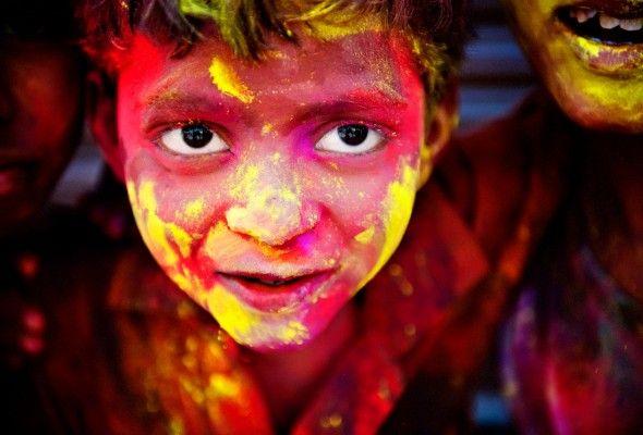 holi, india's festival of colors