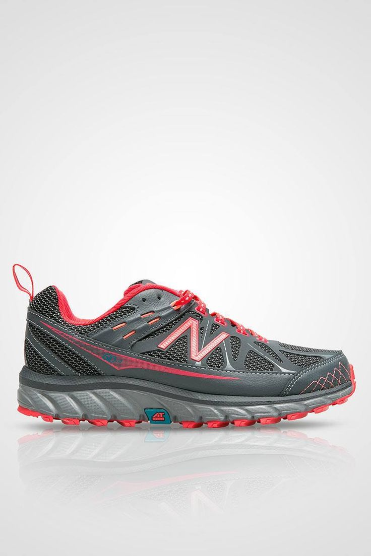 New Balance 610 Trail Womens Running Shoes - Grey