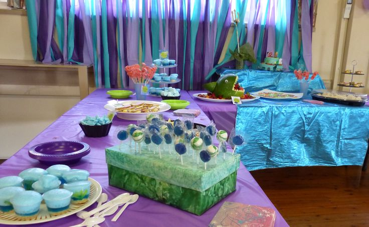 The 298 best Ariel, The Little Mermaid Birthday Party images on ...