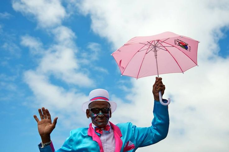 The Kaapse Klopse (or simply Klopse) is a minstrel festival that takes place annually on 2 January and it is also referred to as Tweede Nuwe jaar (Second New Year.