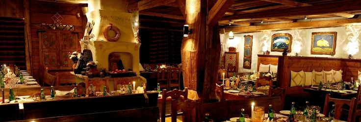 Not close to hotel - Folk Gospoda - Polish restaurant in Warsaw
