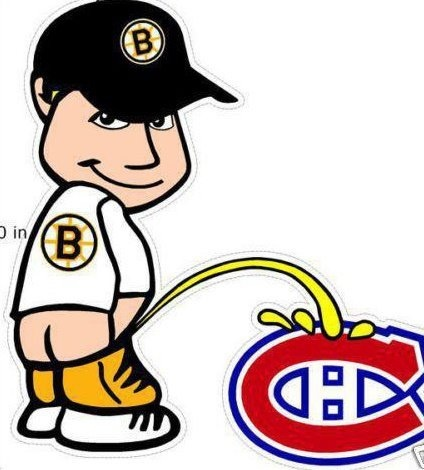 I hate the Habs!