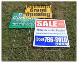If you are looking for a cheap advertising solution this is it. Buy top and high quality cheapest yard signs from a great selection at CheapYardSigns. We have designed thousands of yard signs, political signs. Promote your business, products, services with our yard signs.