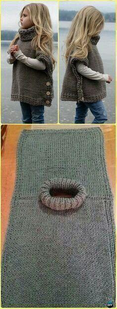 1152 Best Tricotage Enfant Dhlne Images On Pinterest Knit