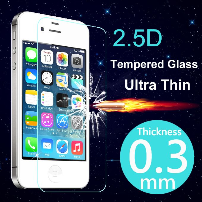 Ultra Thin Tempered Glass Screen Protector Case For iPhone 4 4S 5 5S 5C 6S 6 Plus Cover Phone Cases For Apple iPhone 4 4S Case //     Price: US $1.91 & Free Shipping //     Casesaholic.com //     #cellphonecase   #lifestyle