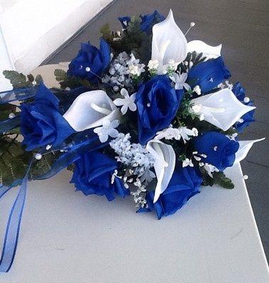 Royal Blue   wedding theme royal blue