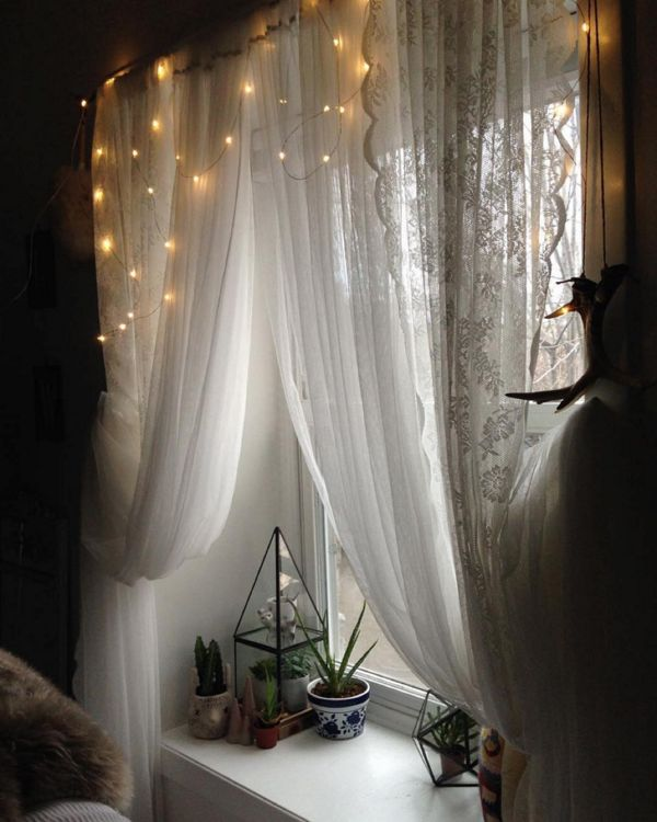 170 Best Images About How To Use String Lights On
