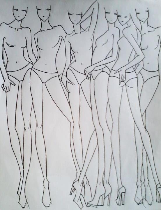 fashion template by cecilfd20.deviantart.com on @deviantART