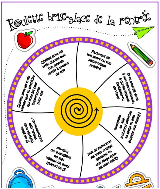 roulette brise- glace - causerie