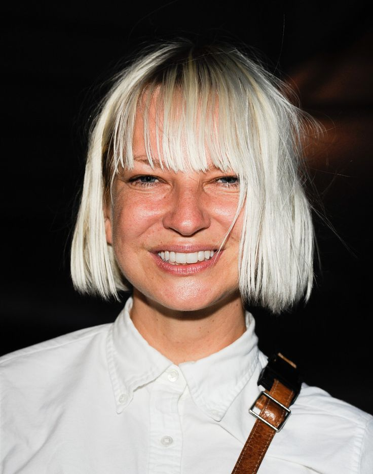 17 Best images about Sia Furler on Pinterest | Celebrities hair, Lyrics and lGBT