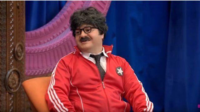"""Show TV ekranlarında yayınlanan """"Güldür Güldür Show""""da Eşofmanlı Şevket Hoca tiplemesiyle akıllara kazınan Çağlar Çorumlu, yeni sezonda Gülse Birsel'in dizisinde rol alacak."""