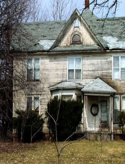 how to find owner of abandoned house