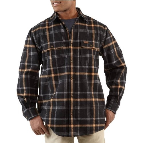 Carhartt Men's Youngstown Flannel Shirt Jac, « Impulse Clothes