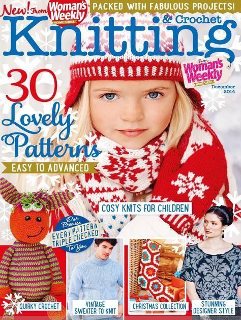 Knitting & Crochet December 2014
