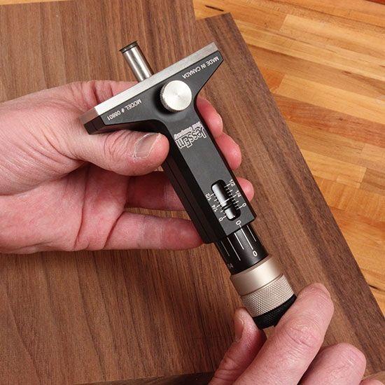 JessEm Wood Sabre Marking Gauge
