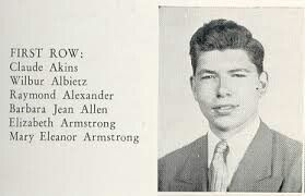 claude akins age