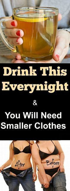 Apple Cider Vinegar Detox Drink Recipe:- Drink This Every Night – You Will Need Smaller Clothes