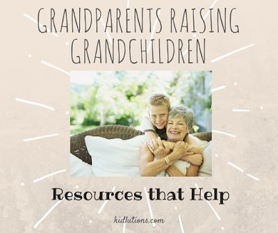 """Spin-Doctor Parenting"": Grandparents Raising Grandchildren: Resources That Help"