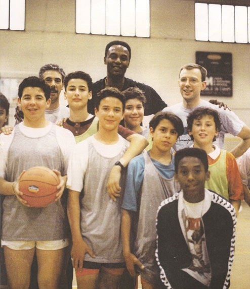 A VERY YOUNG KOBE BRYANT