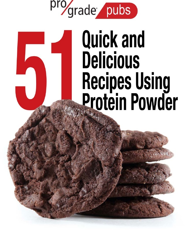 protein powder recipes (might not fit the healthy recipe board.. we'll see)
