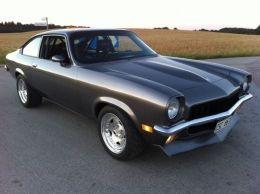 1971 Chevrolet Vega LS1 by grandam75 http://www.chevybuilds.net/1971-chevrolet-vega-ls1-build-by-grandam75
